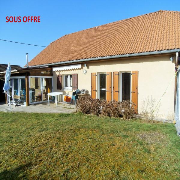Offres de vente Rez de villa Commelle 38260