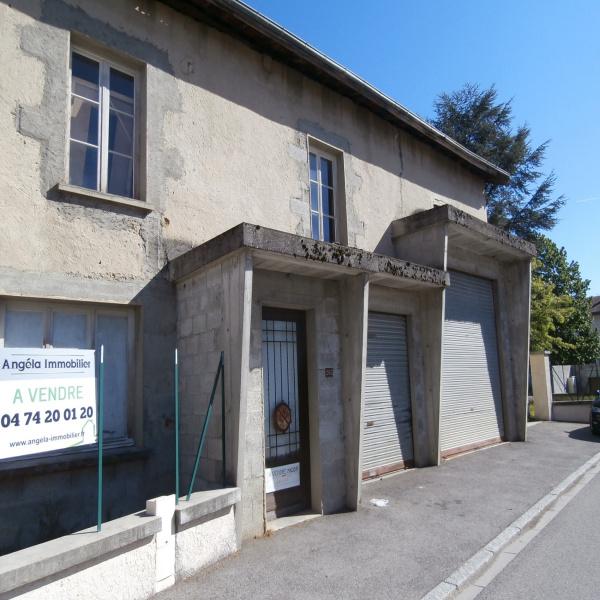 Offres de vente Maison Sardieu 38260