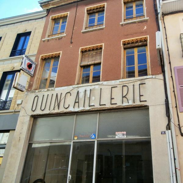 Offres de vente Immeuble La Côte-Saint-André 38260