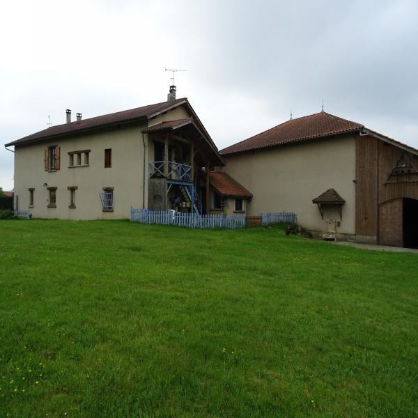 Offres de vente Propriete Sainte-Anne-sur-Gervonde 38440